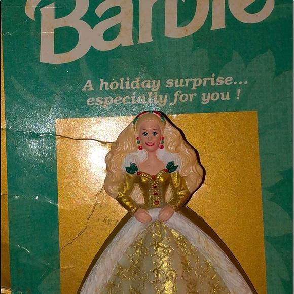 Hallmark collectible, Barbie pin